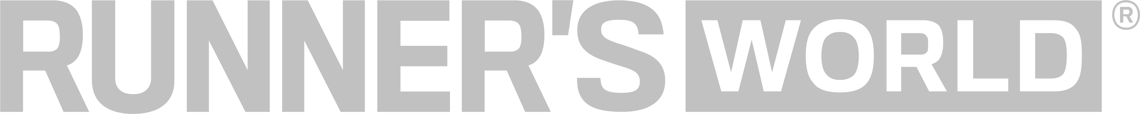 Runners world logo